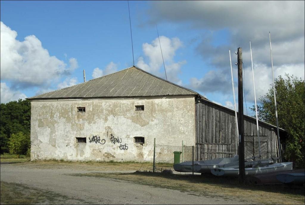 Sadama laohoone 2 (monopol)  Autor M. Mõniste  Kuupäev  19.07.2006