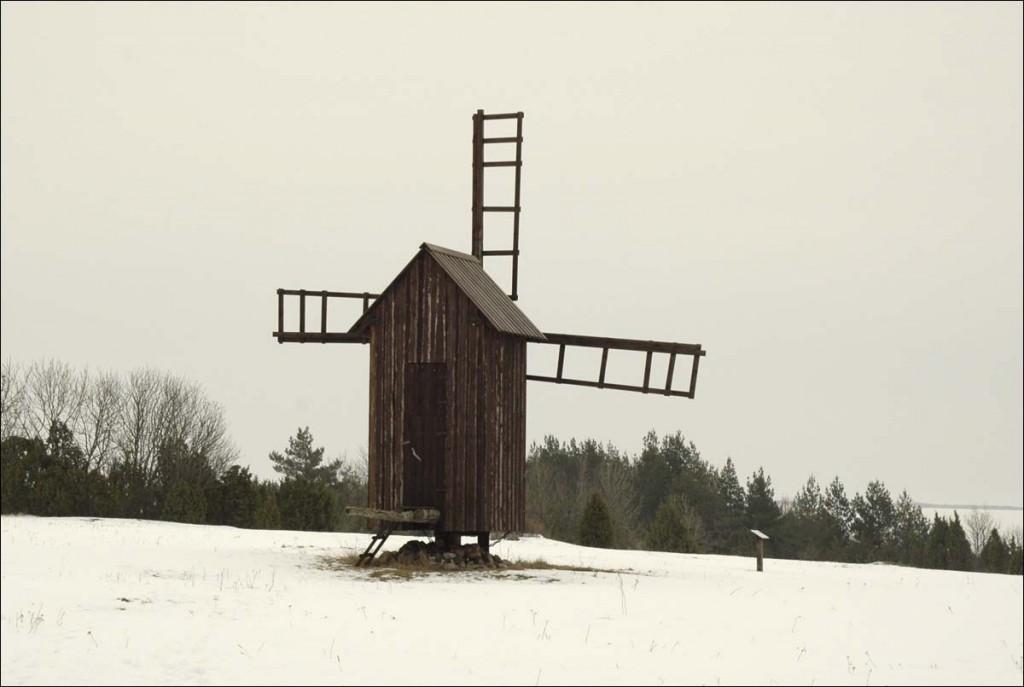 Saarnaki tuulik  Autor M. Mõniste  Kuupäev  18.02.2007