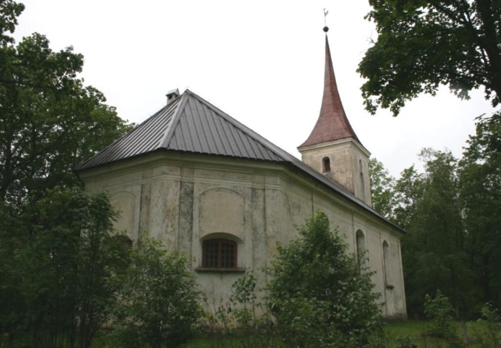 Anna kirik. Foto Kadi Särgava 12.06.2009