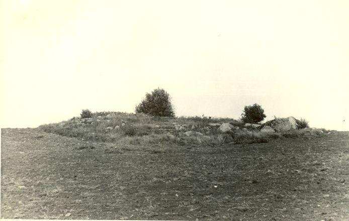 Kivikalme Takjavare. Foto: H. Joonuks, 1975.
