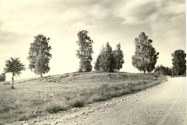 Asulakoht. Foto: H. Joonuks, 1971.