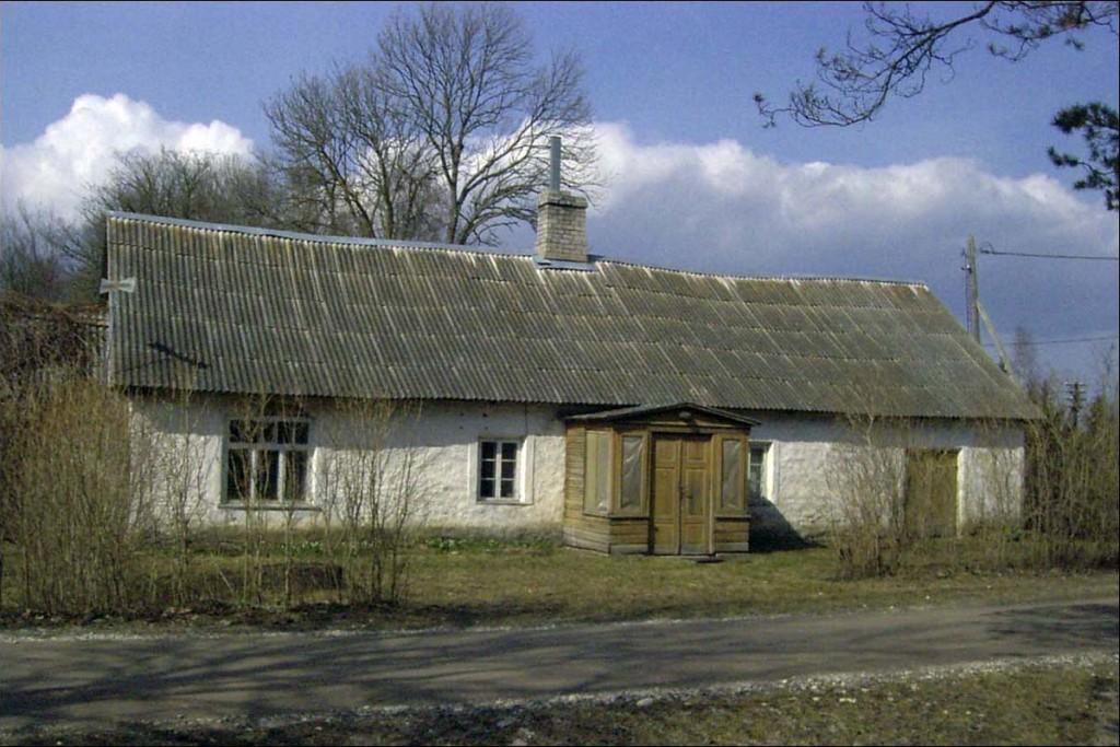 Kassari mõisa aednikumaja  Autor D. Lukas