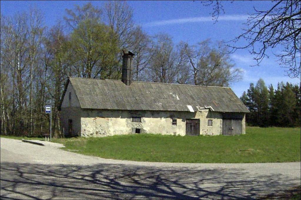 Kassari mõisa kuivati  Autor D. Lukas