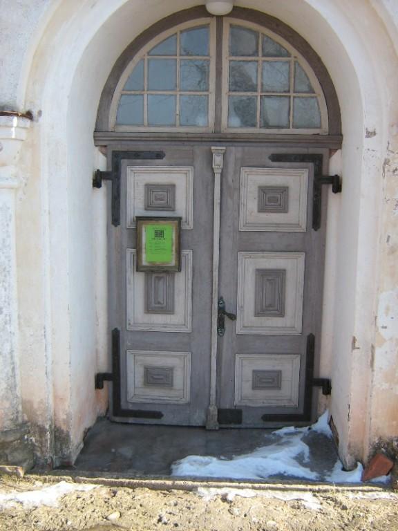 Kiriku peasissekäik. Foto: Anne Kivi, 08.03.2012