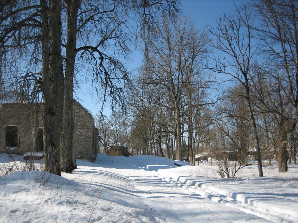 Vaade idast. Foto Silja Konsa 08.03.2012