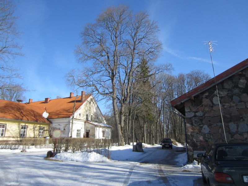 15688 Undla mõisa peahoone,, vaade lõunast, autor Anne Kaldam, 15.03.2012