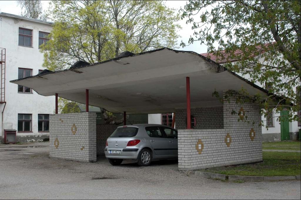 Auto varjualune  Autor M. Mõniste  Kuupäev  13.05.2007