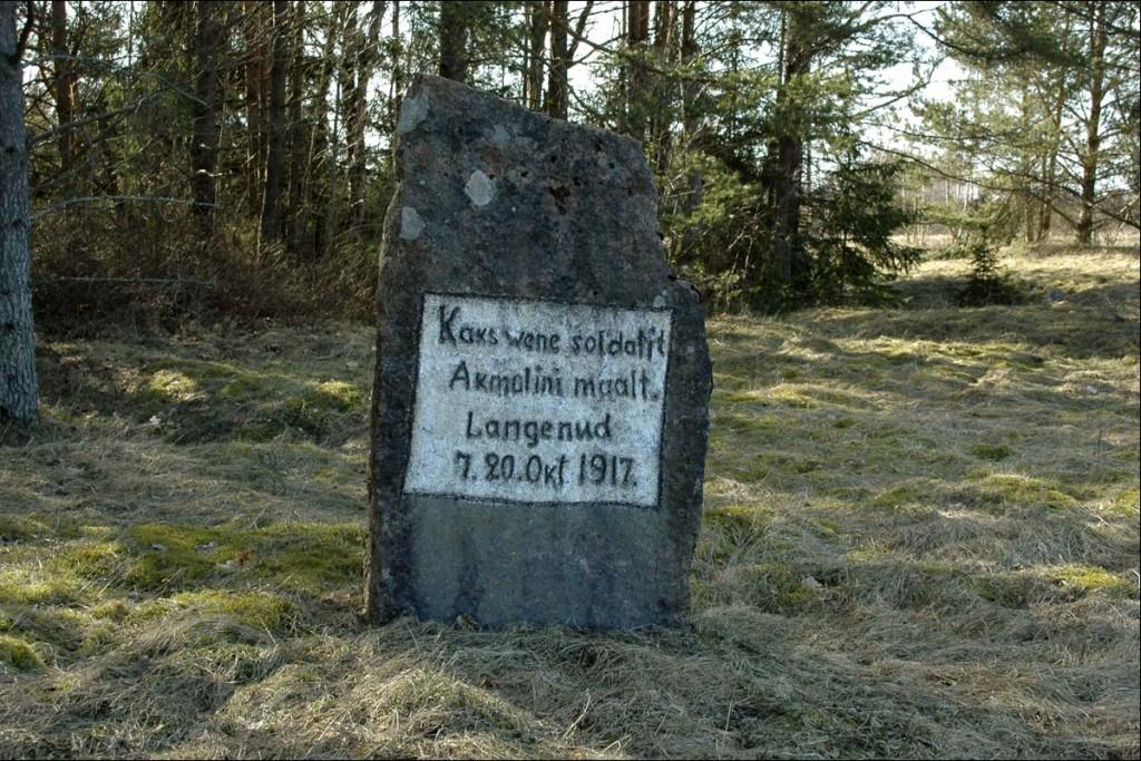 Akmolini meeste haud Partsis  Autor M. Mõniste  Kuupäev  06.04.2007