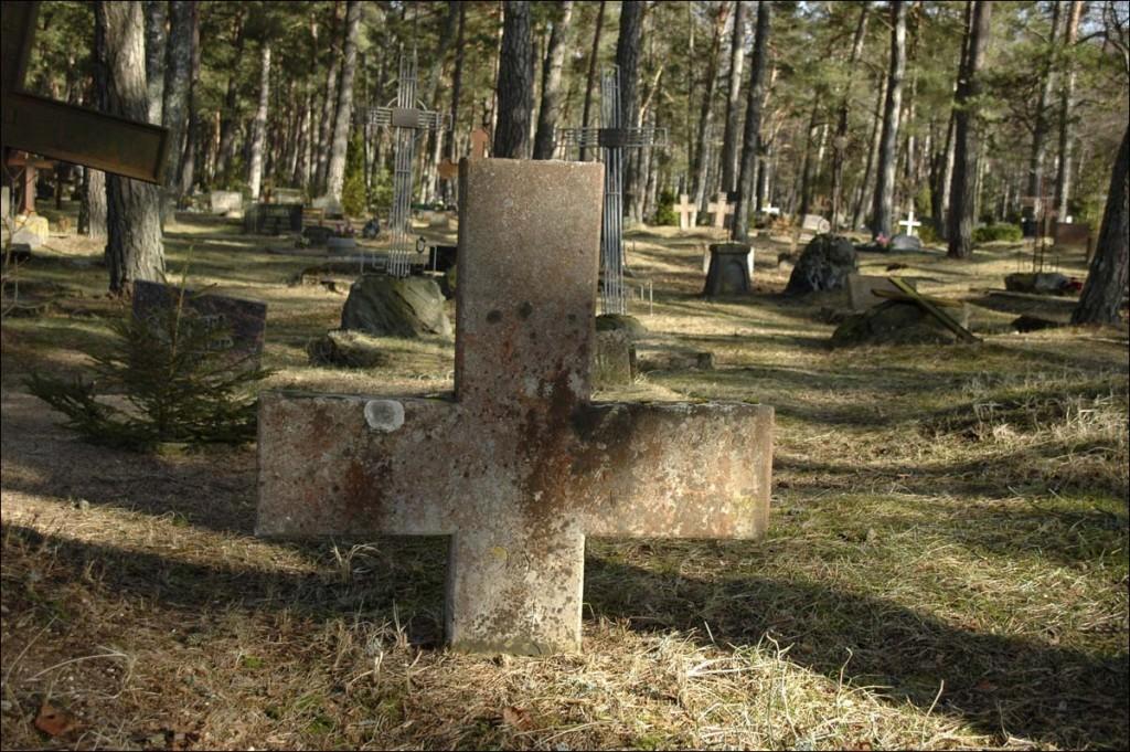 Emmaste kalmistu  Autor M. Mõniste  Kuupäev  14.03.2007