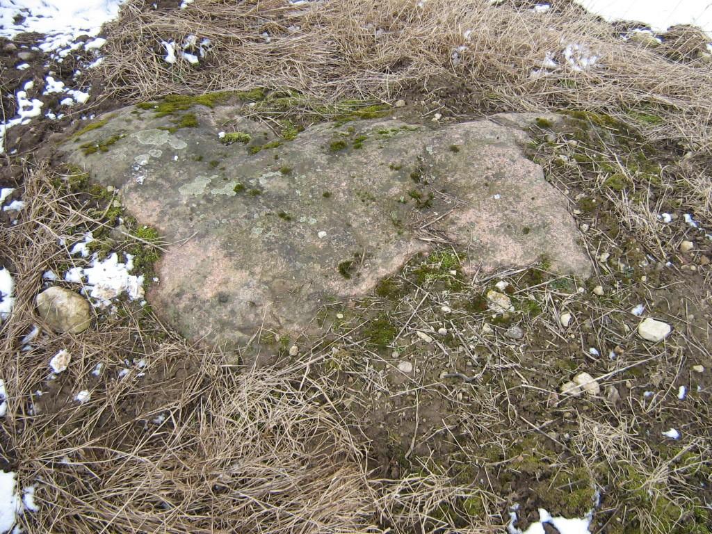 Lohukivi reg nr 10264. Foto: Ingmar Noorlaid, 02.04.2012.