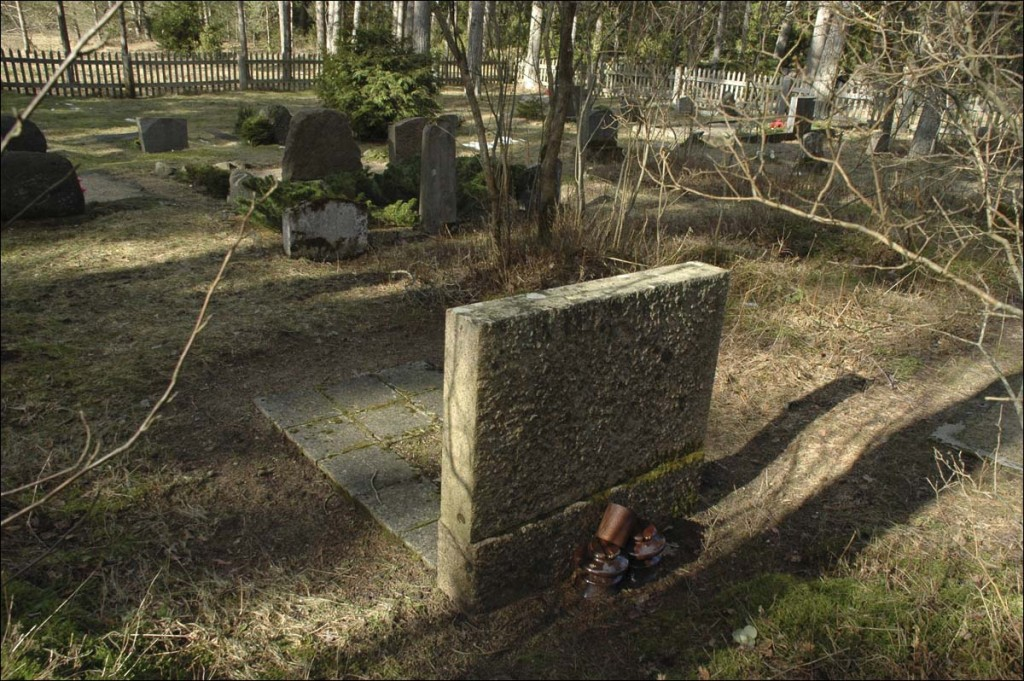 Kuriste kalmistu  Autor M. Mõniste  Kuupäev  14.03.2007