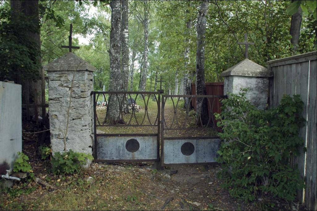 Kuri kalmistu  Autor M. Mõniste  Kuupäev  02.08.2006