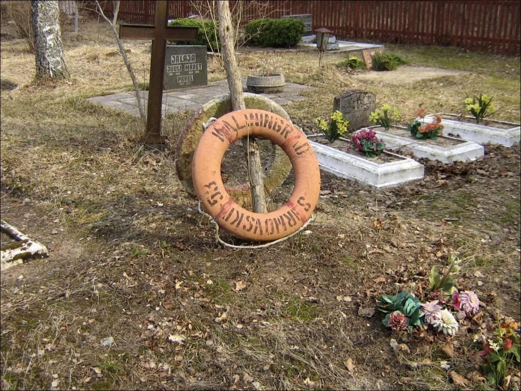 Kõpu õigeusu kalmistu  Autor D. Lukas  Kuupäev  28.04.2006