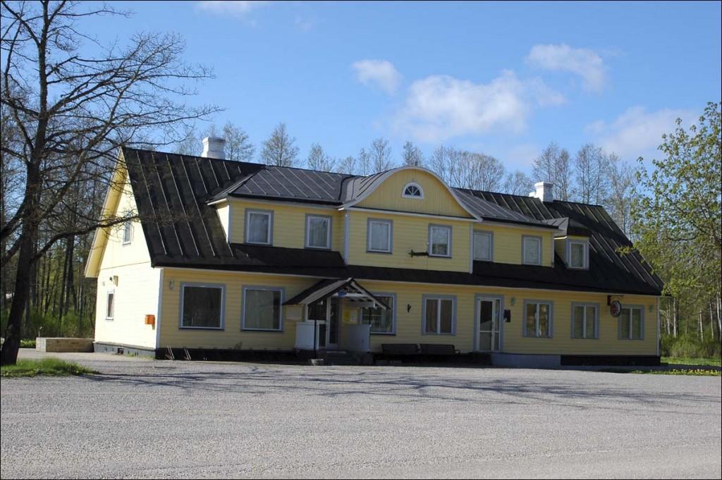 Luidja kauplusehoone  Autor M. Mõniste  Kuupäev  16.05.2007