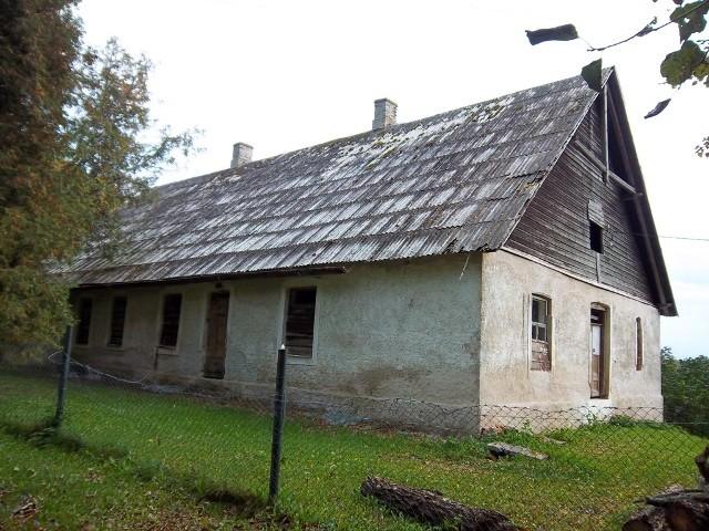 Vana-Vigala mõisa valitsejamaja eestvaade. K. Klandorf 29.09.2011