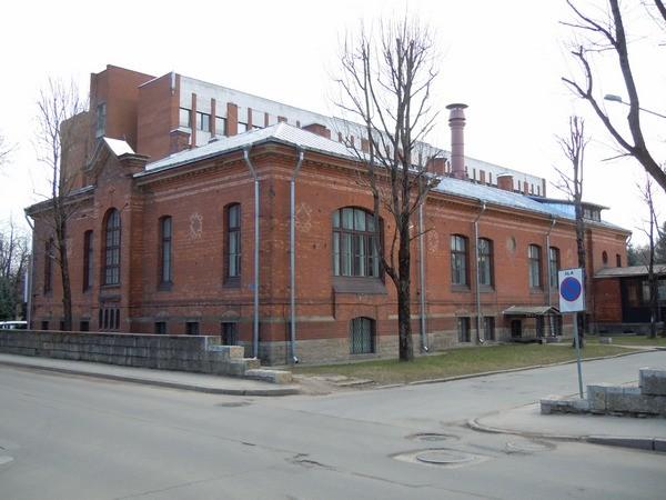 Kreenholmi vana haigla. Foto: Madis Tuuder. 23.04.2012