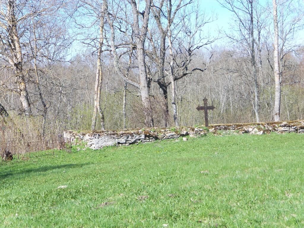 Raasiku vana kalmistu, 05.05.2012.