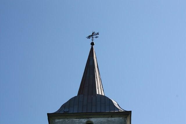 Koeru kirku tornikiiver. Foto: Kais Matteus 9.07.2010