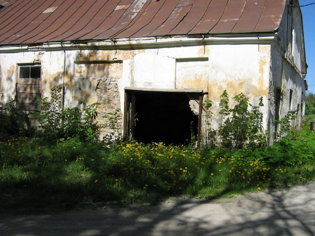 Vaade esiküljele  Autor Kalli Pets  Kuupäev  25.05.2007