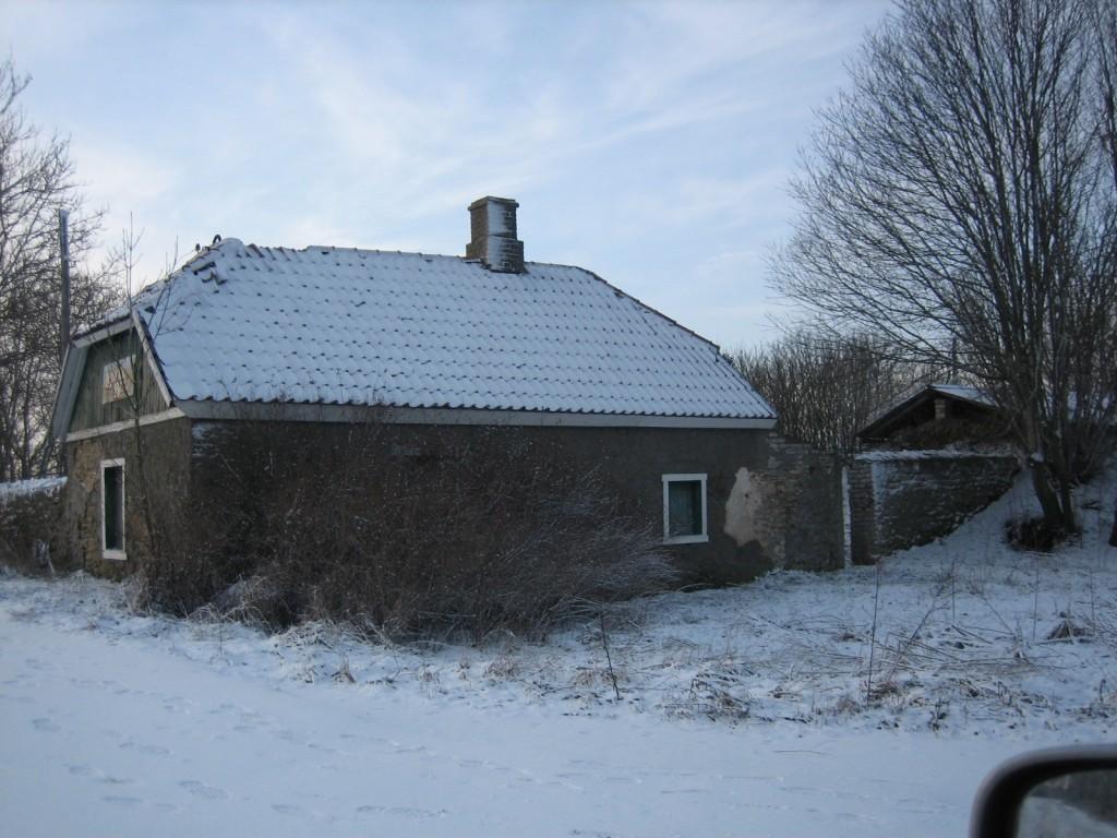 Lehola mõisa aednikumaja  Autor Silja Konsa  Kuupäev  12.01.2007