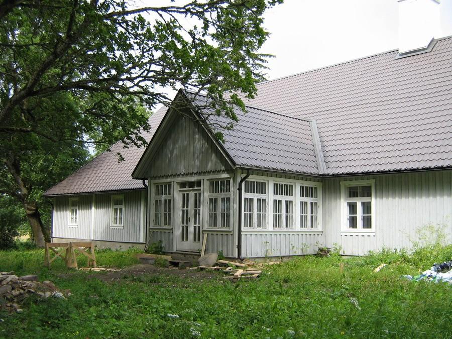 Vaade pargi poolt  Autor Kalli Pets  Kuupäev  27.06.2007