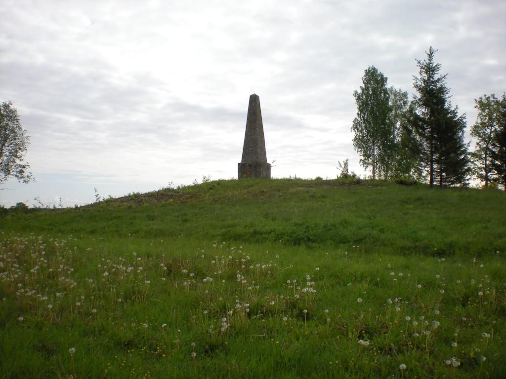 Liivi sõja monument Tiit Schvede 31.05.2012