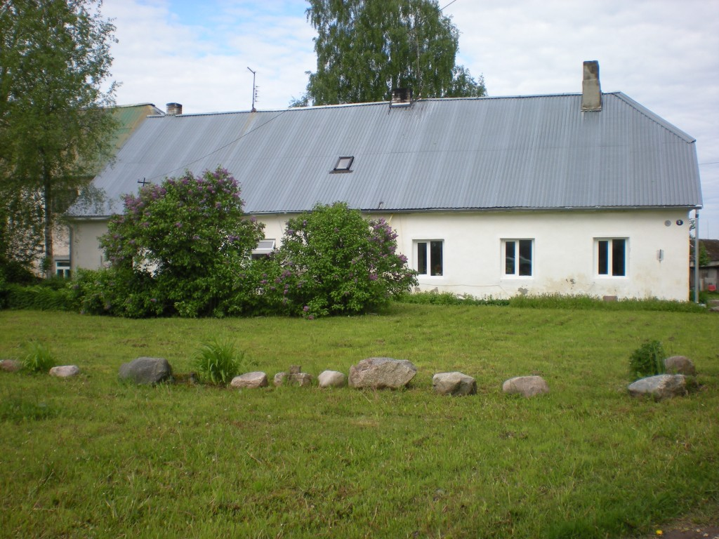 Mäo mõisa valitsejamaja Tiit schvede 31.05.2012
