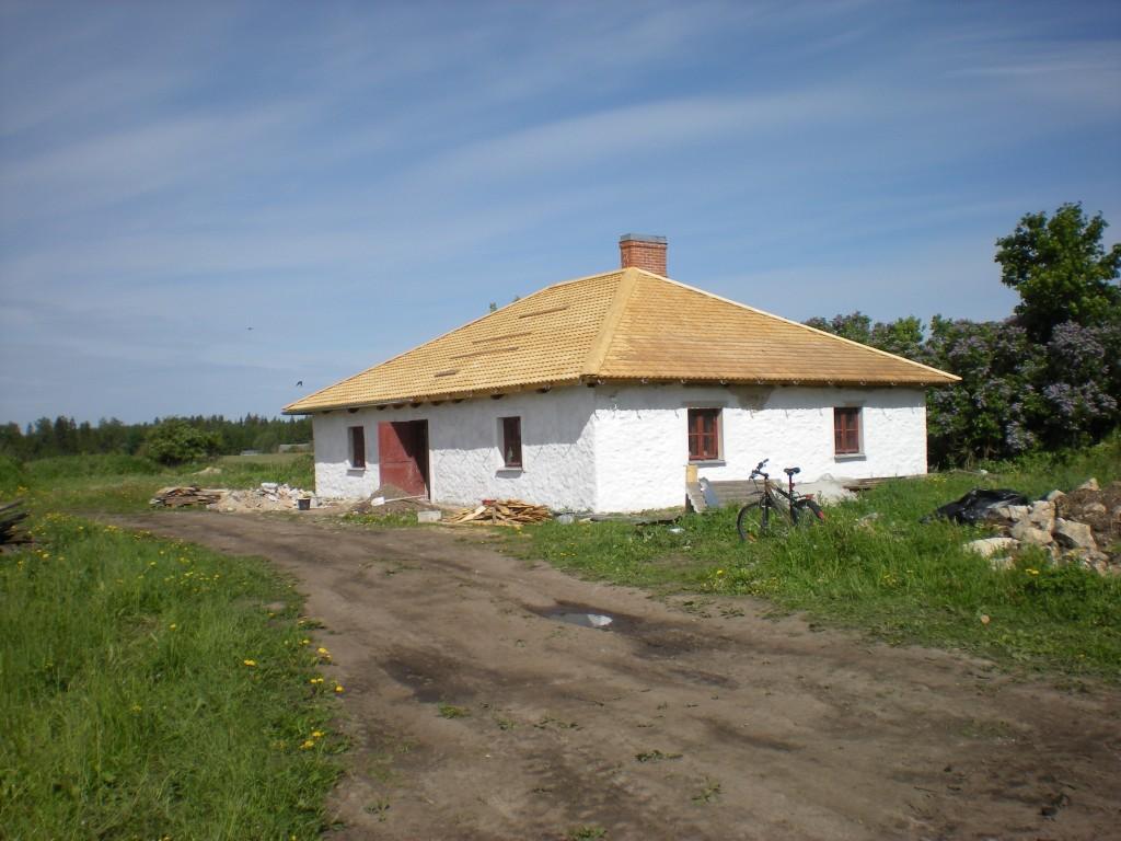 Ervita mõisa möldrimaja Tiit Schvede 01.06.2012