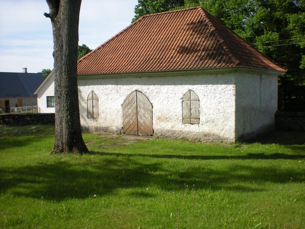 Koeru kirikuaia kabel Tiit Schvede 01.06.2012