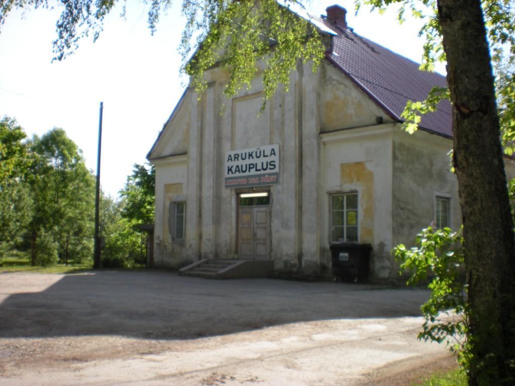 Aruküla mõisa ait Tiit Schvede 01.06.2012