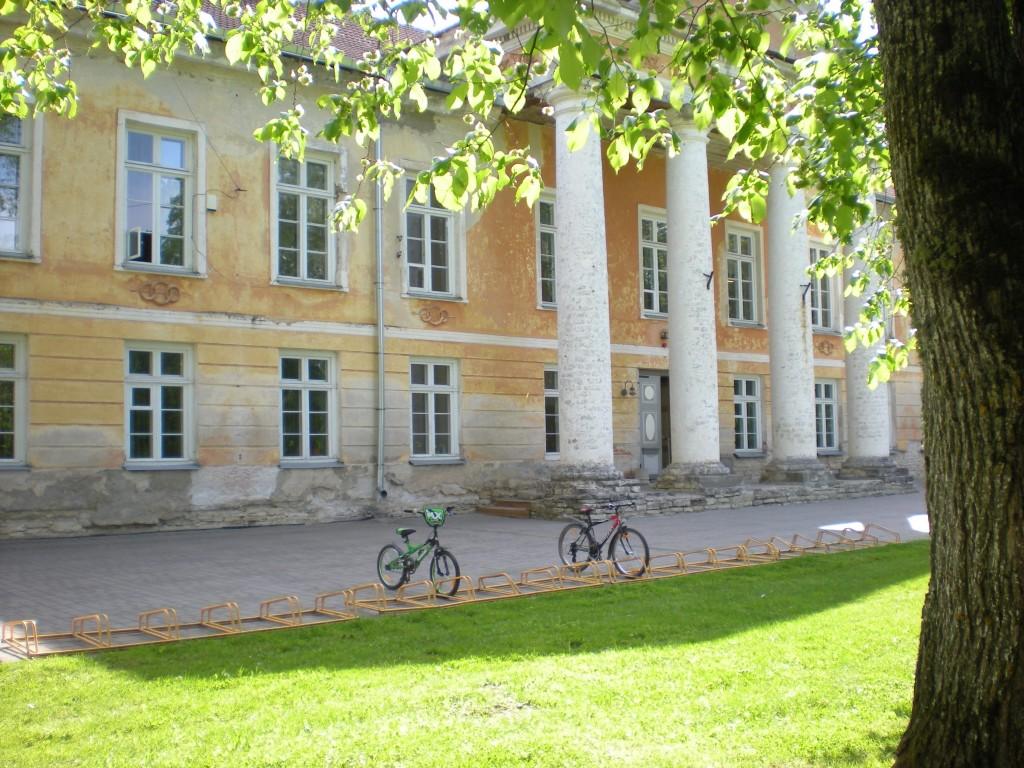 Aruküla mõisa peahoone Tiit Schvede 01.06.2012