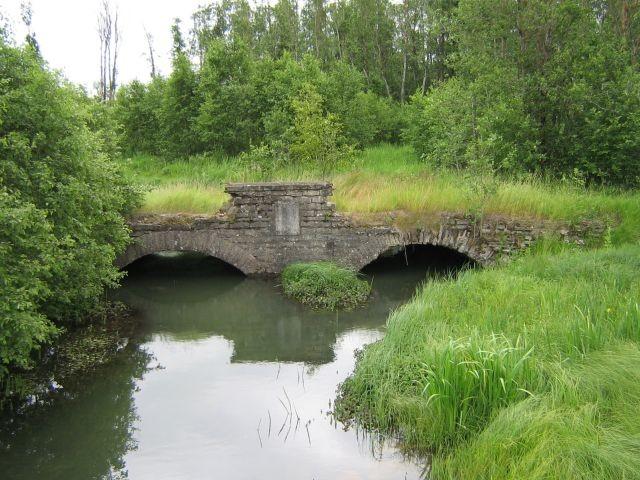 Andja kivisild :15803. vaade uuelt sillalt  Autor Anne Kaldam  Kuupäev  28.06.2007