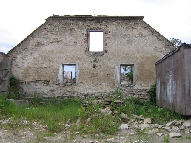 Malla mõisa ait : 16012. PÕHJASEIN  Autor ANNE KALDAM  Kuupäev  28.06.2007