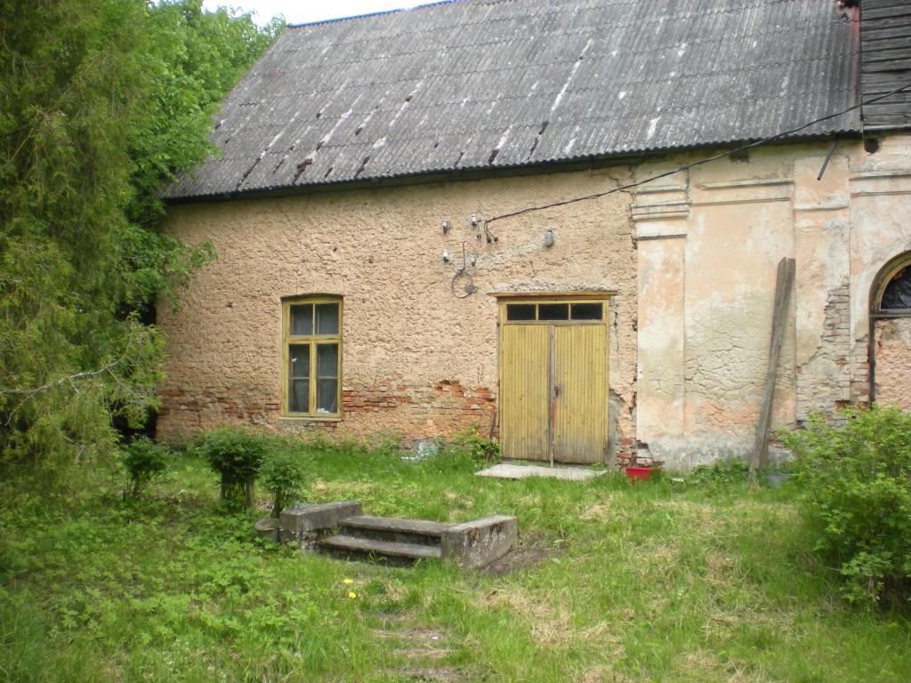 Kabala mõisa aednikumaja Tiit Schvede 06.06.2012