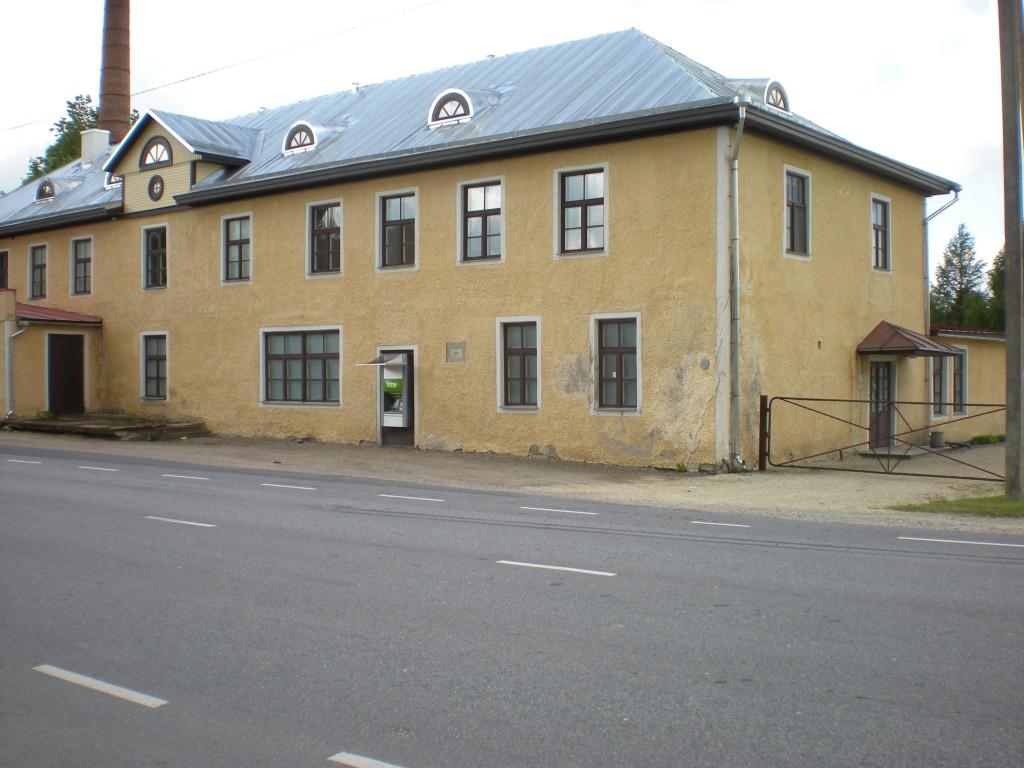 Imavere meierei hoone Tiit Schvede 06.06.2012