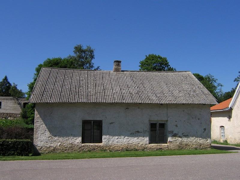 Vihula mõisa möldrimaja : 15967vaade idast  Autor ANNE KALDAM  Kuupäev  05.07.2007