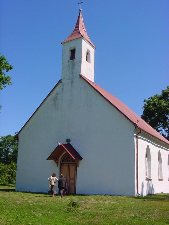 Randvere kirik  Autor Peeter Nork  Kuupäev  03.07.2007