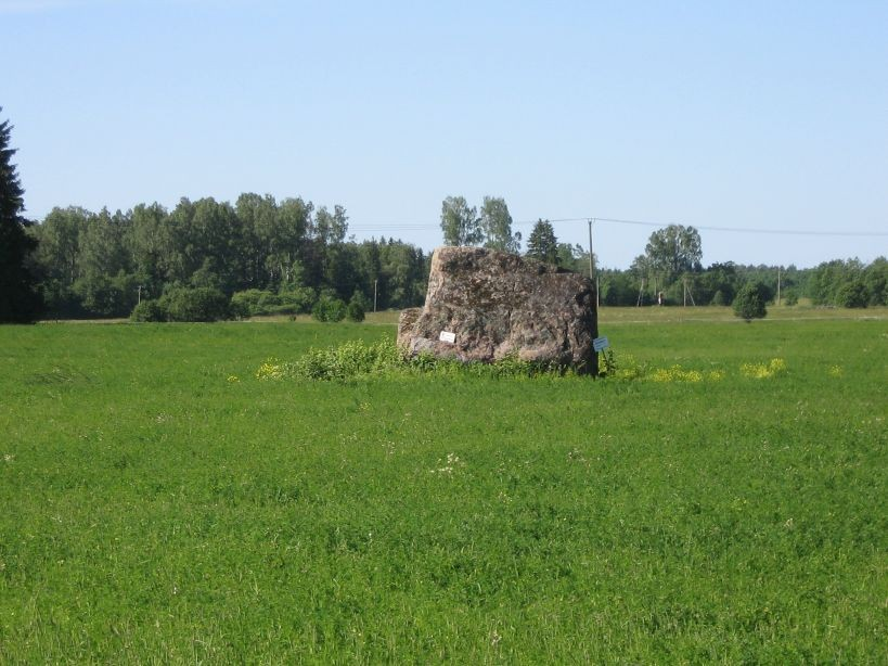 Vaade lõunast. Foto: Ulla Kadakas, 16.06.2007.