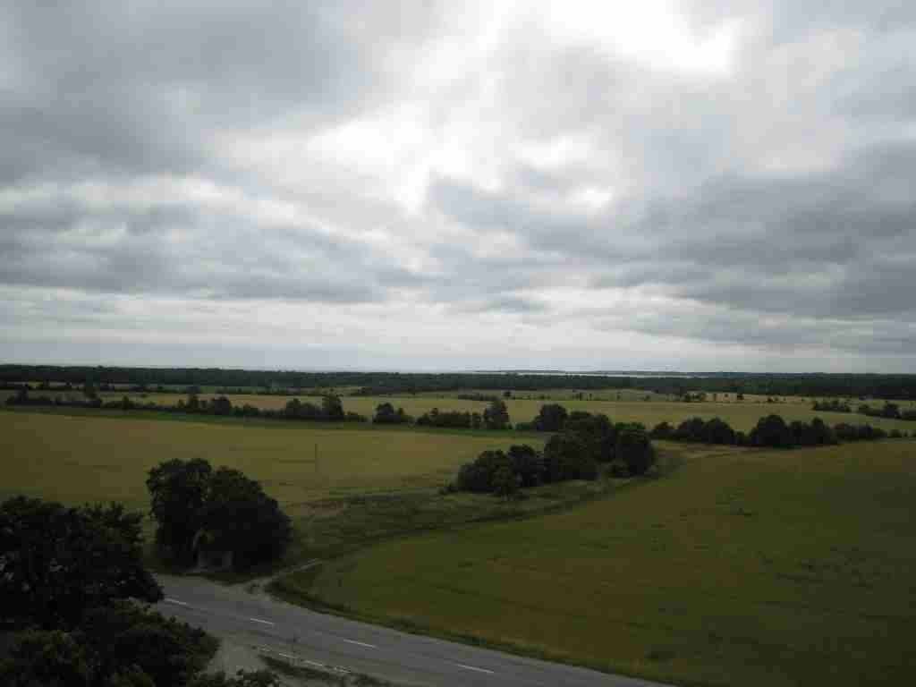 Vaade Püha kiriku tornist  Kuupäev  06.07.2007