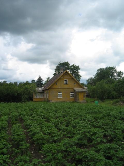 Tuuliku talu uus elamu  Autor Peeter Nork  Kuupäev  13.07.2007