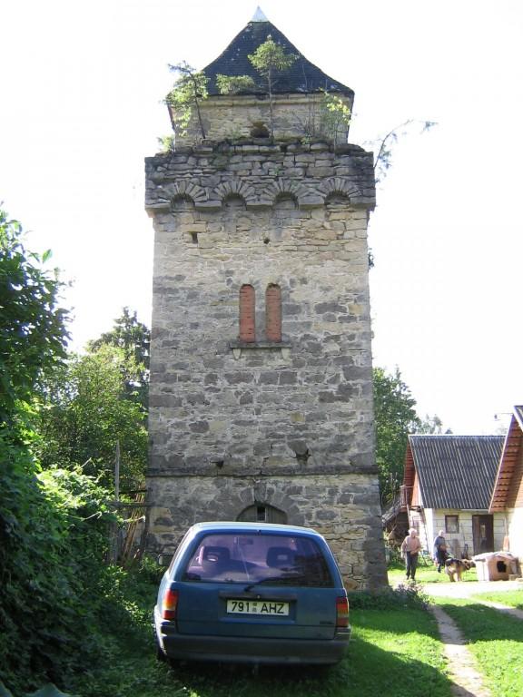 Muuga mõisa kellatorn  15707, vaade põhjast  Autor ANNE KALDAM  Kuupäev  12.07.2007