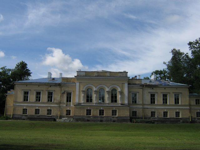 Muuga mõisa peahoone : 15705 vaade idast  Autor ANNE KALDAM  Kuupäev  12.07.2007