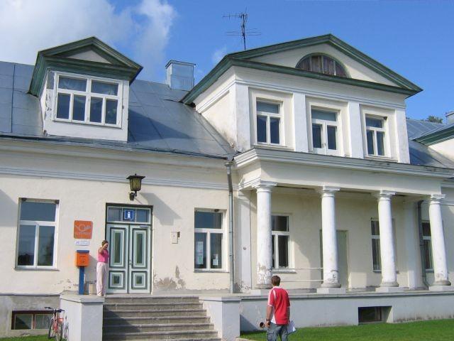 Vohnja mõisa peahoone :15692 vaade eest idast  Autor ANNE KALDAM  Kuupäev  18.07.2007