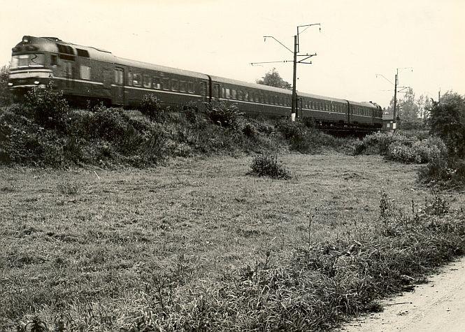 Asulakoht - kirdest, E. Väljal, 1980ndad