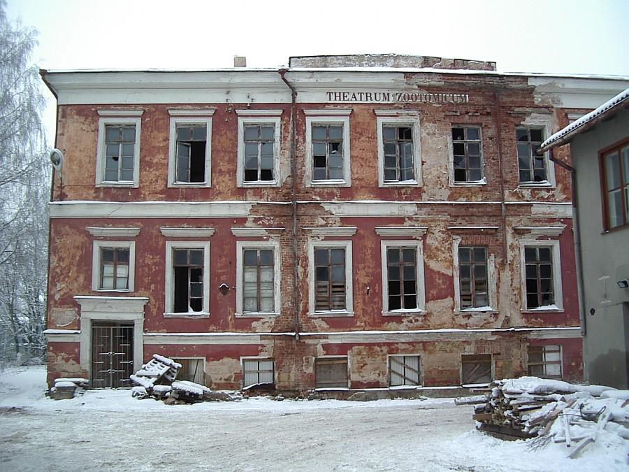 Narva mnt 78 esifass  Autor E. Tamm  Kuupäev  15.08.2007