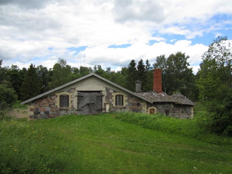 15994 Mõdriku mõisa kuivati.  28.06.2012 Anne Kaldam