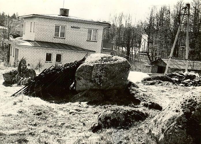 Kultusekivi, A. Lavi, 2.mai 1980