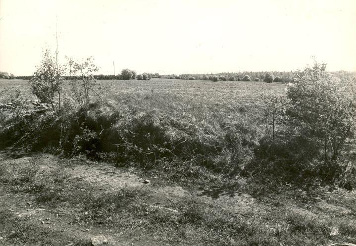 Kivikalme - loodest, R. Kärner, 8.sept.1990