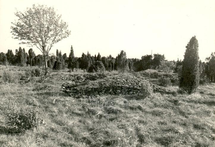 Kivikalmed 18274-18303, R. Kärner, 8.mai 1990