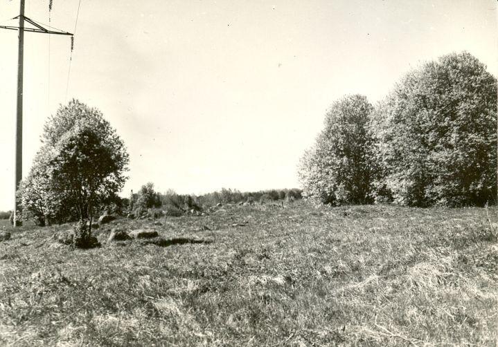 Kivikalme - idast, R. Kärner, 4.mai 1990